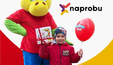 Діно-доставка від Naprobu та бренду «Растішка»